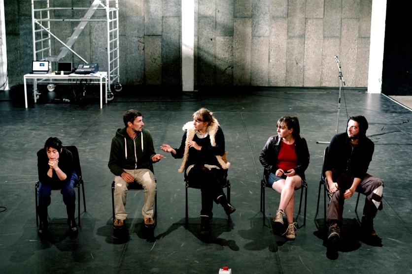 Théâtre : Etat sauvage, titre provisoire - MOURENX