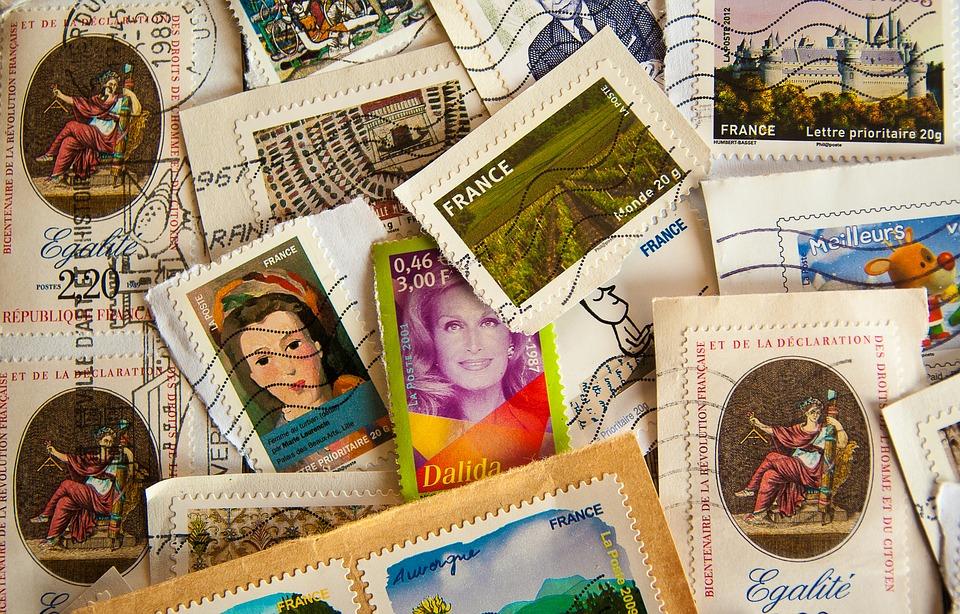 Exposition : A la découverte des timbres - MOURENX