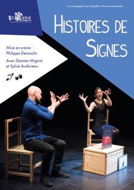 Spectacles bilingues : Histoires de signes - BELLOCQ