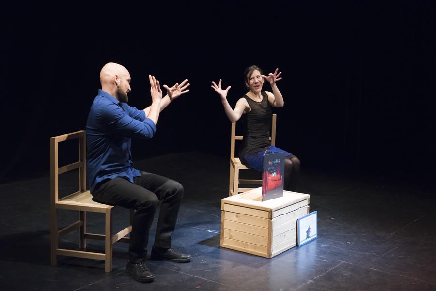 Spectacles bilingues : Histoires de signes - BIRON