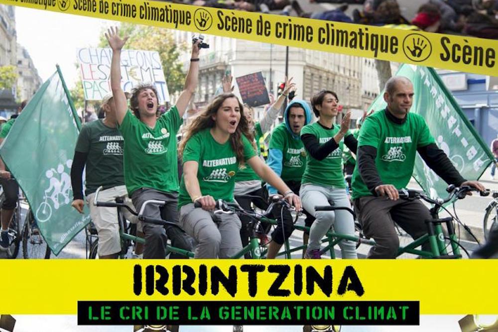 Ciné-Discussion: Irrintzina - MONEIN