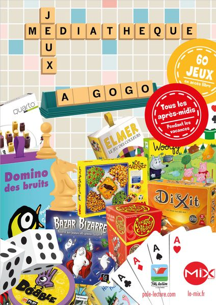 Jeux à gogo - MOURENX