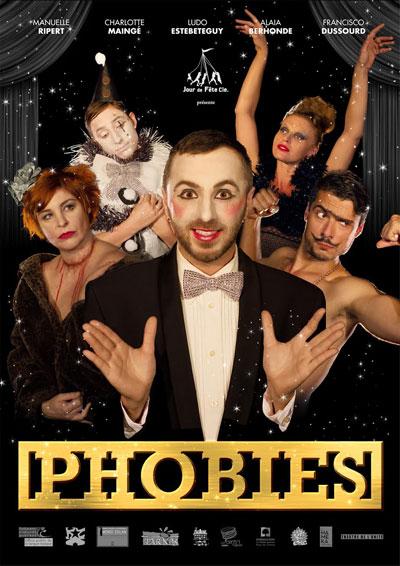 Théâtre: Phobies - MOURENX
