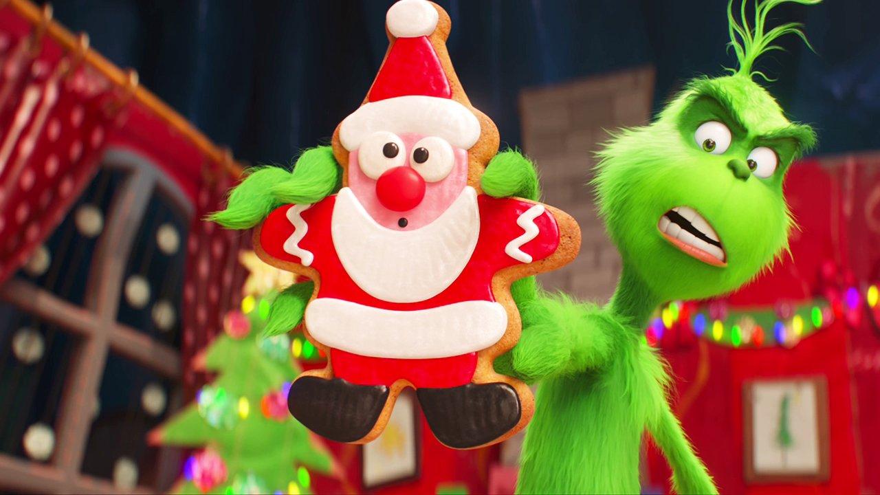 Ciné-goûter de Noël : Le Grinch - MONEIN