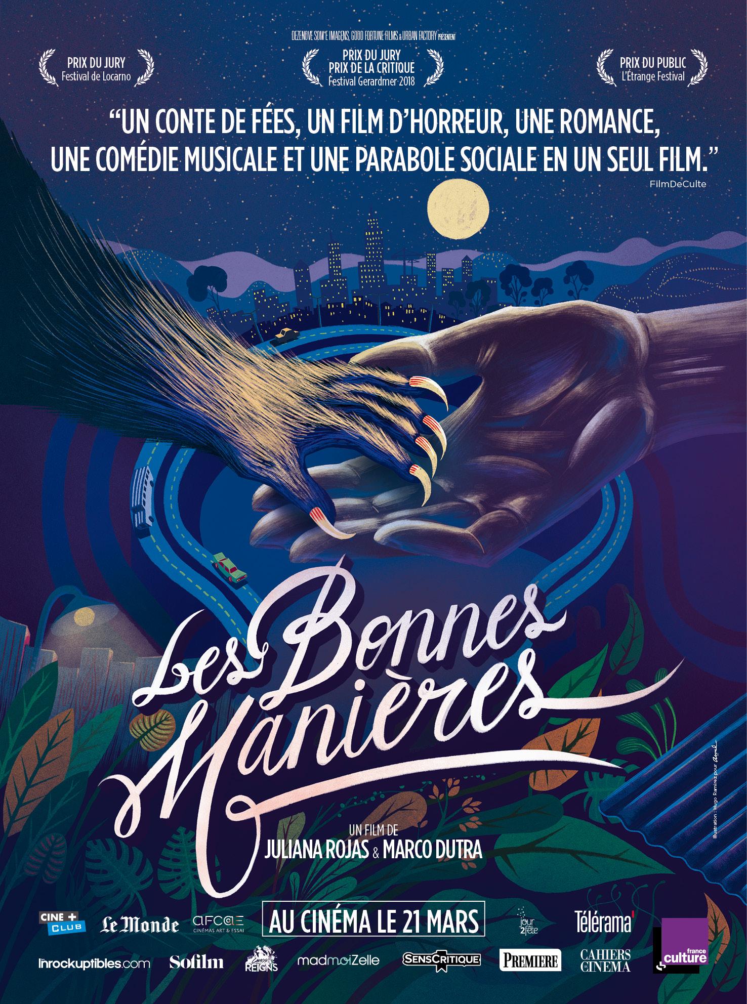 Ciné-Latino: Les bonnes manières - MONEIN