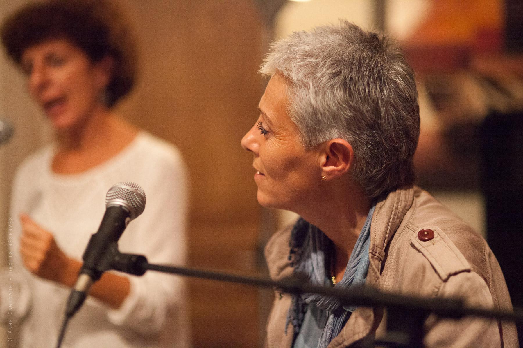 Concert Les dames de la poste - MONEIN