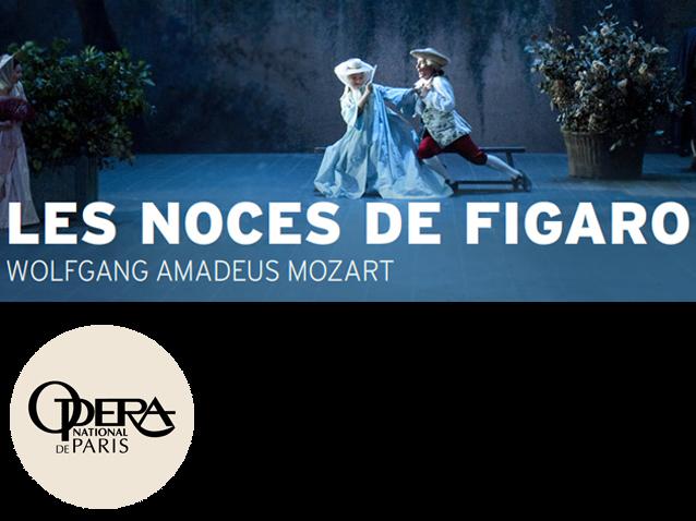 Ciné-Opéra: Les noces de Figaro - MONEIN