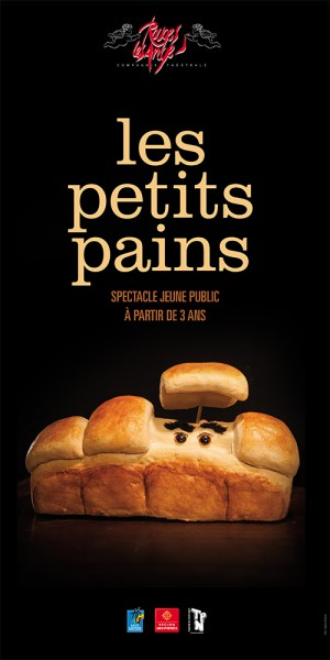 Spectacle: Les Petits Pains - MOURENX