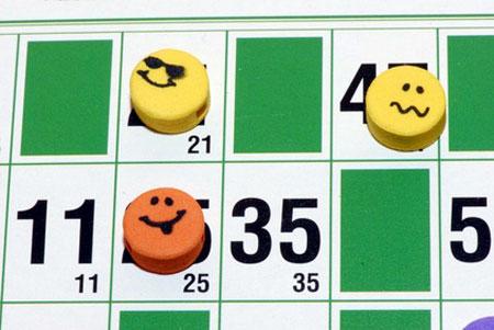 Super Loto bingo - ORTHEZ