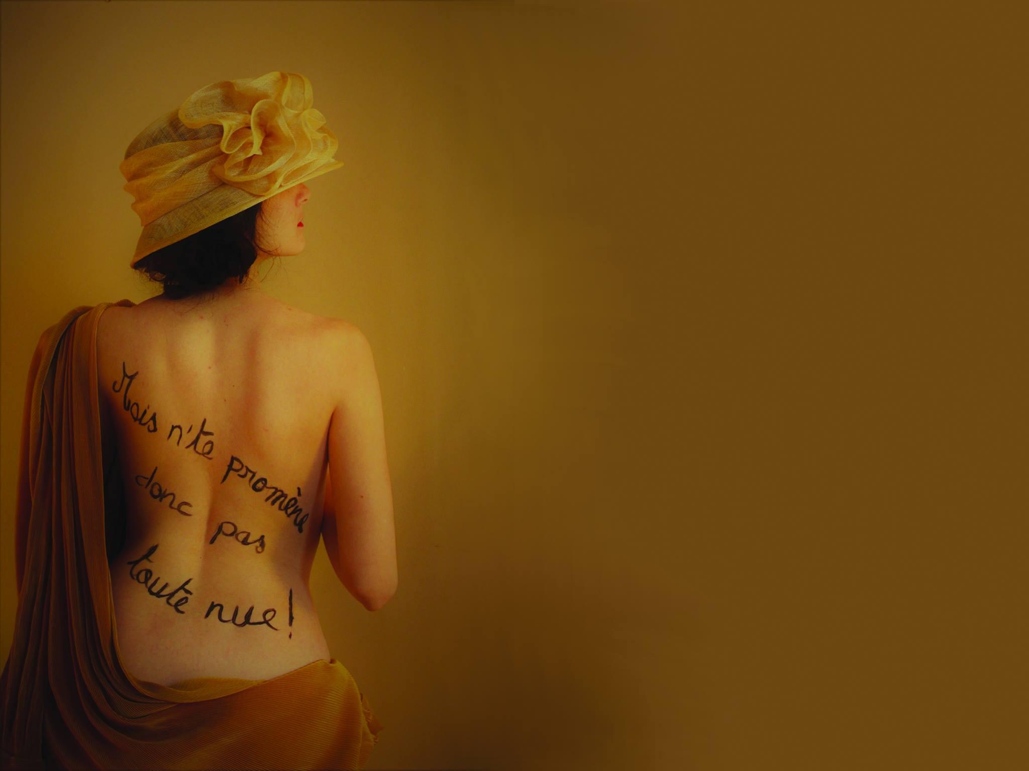 Les Théâtrales: Mais n'te promène donc pas toute nue ! - LUCQ-DE-BEARN