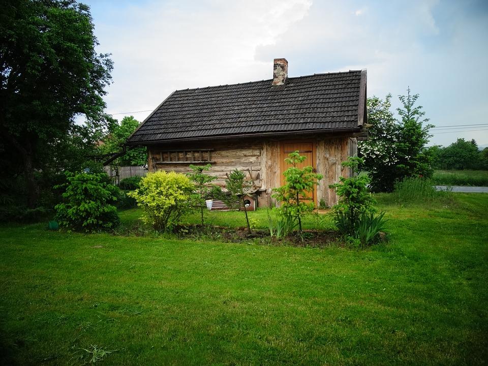 Visite d'une maison ossature bois, paille, terre - BALANSUN