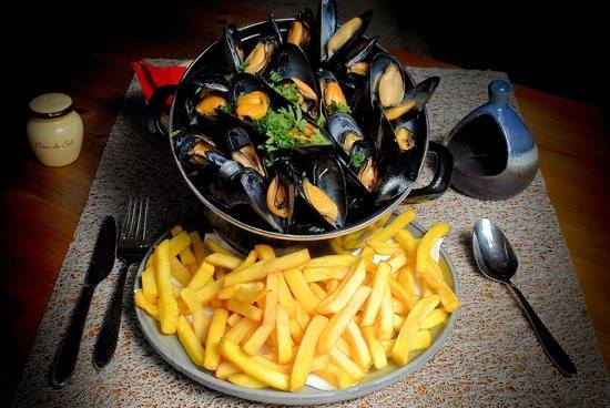 Repas moules frites - ABOS