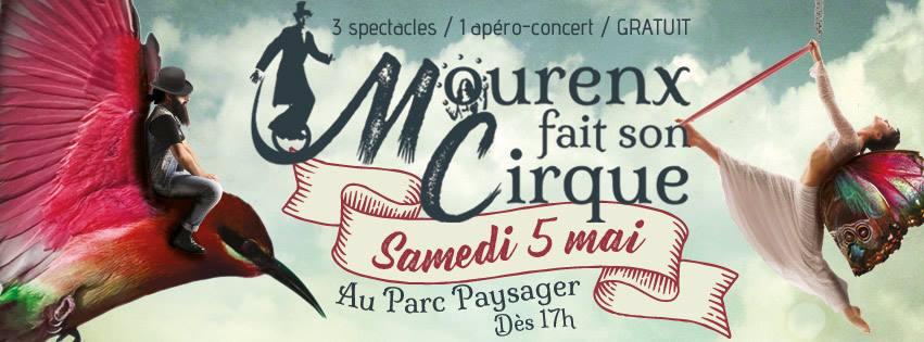 Mourenx fait son cirque - MOURENX