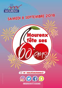 Mourenx fête ses 60 ans - MOURENX