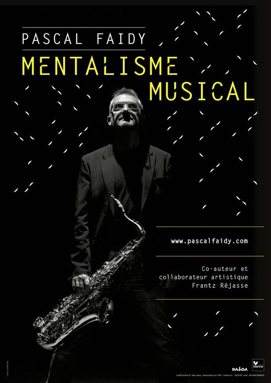 Spectacle: Mentalisme musical - PARBAYSE