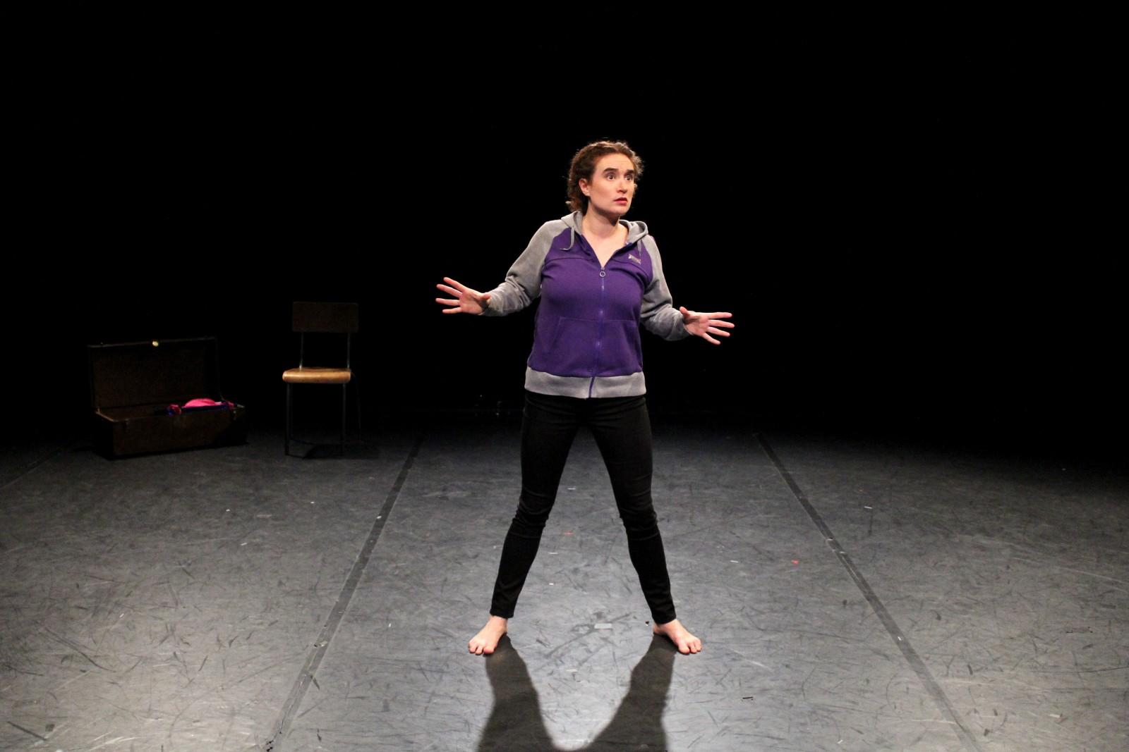 Théâtre : Pour que tu m'aimes encore - PARBAYSE