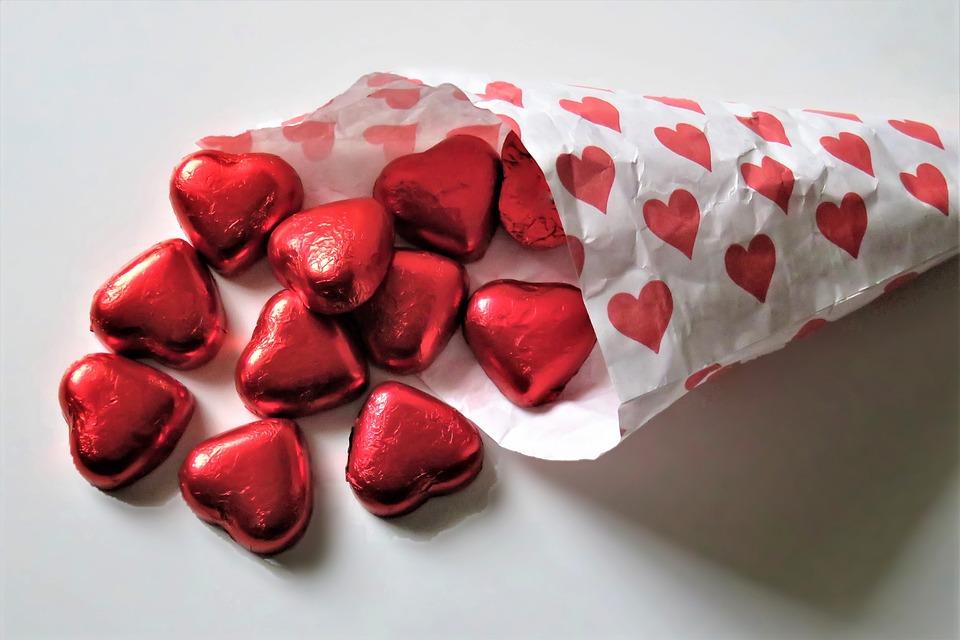 Menu Saint-Valentin - MOURENX