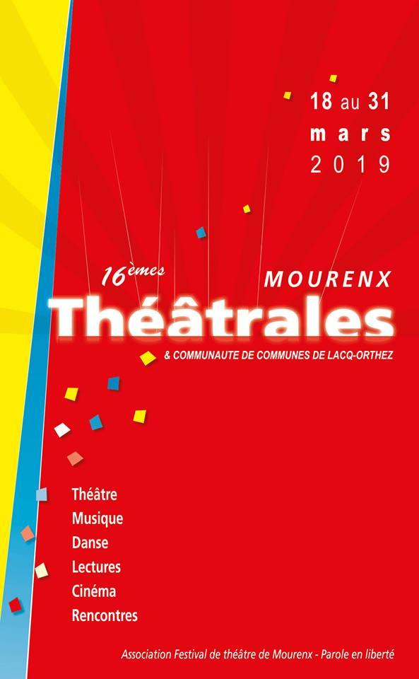 Stage : mise en voix de textes - MOURENX