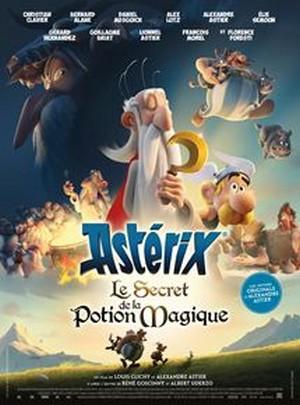 Ciné-Goûter : Astérix et le secret de la potion magique - MOURENX