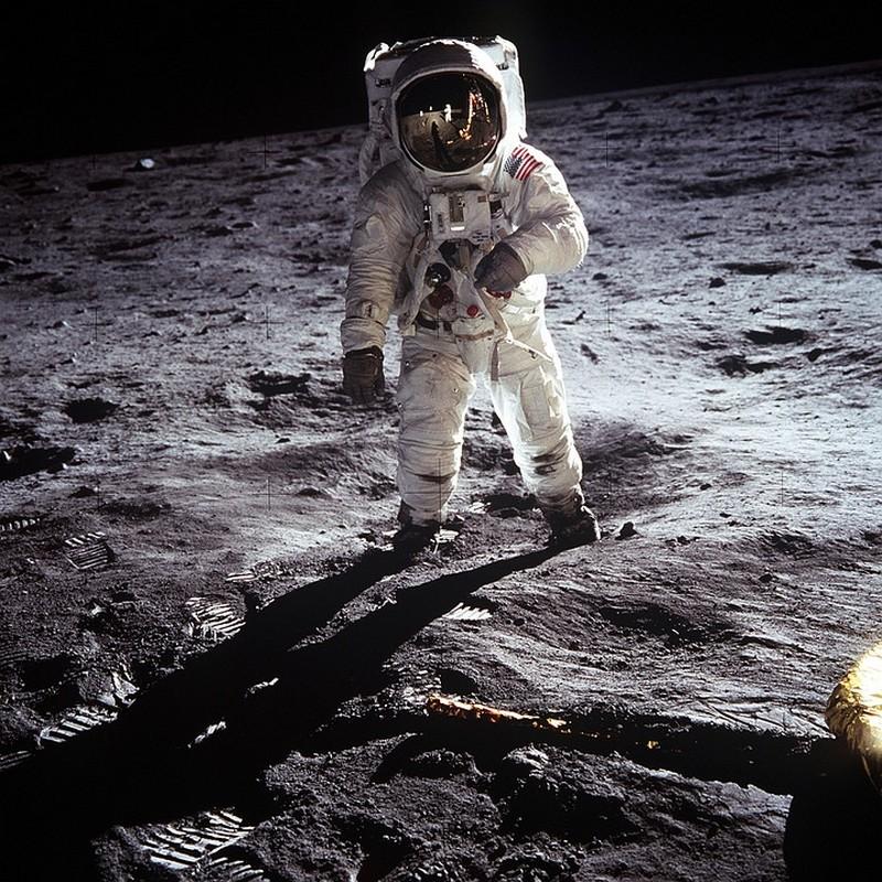 Planétarium : Il y a 50 ans, l'Humanité posait le pied sur la Lune - MOURENX