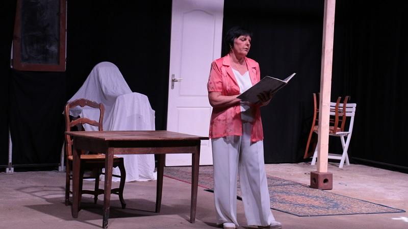 Théâtre : Au plus noir d'une nuit terrible - CASTEIDE-CANDAU