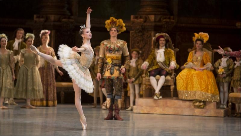 Ciné-opéra : La belle au bois dormant - MONEIN