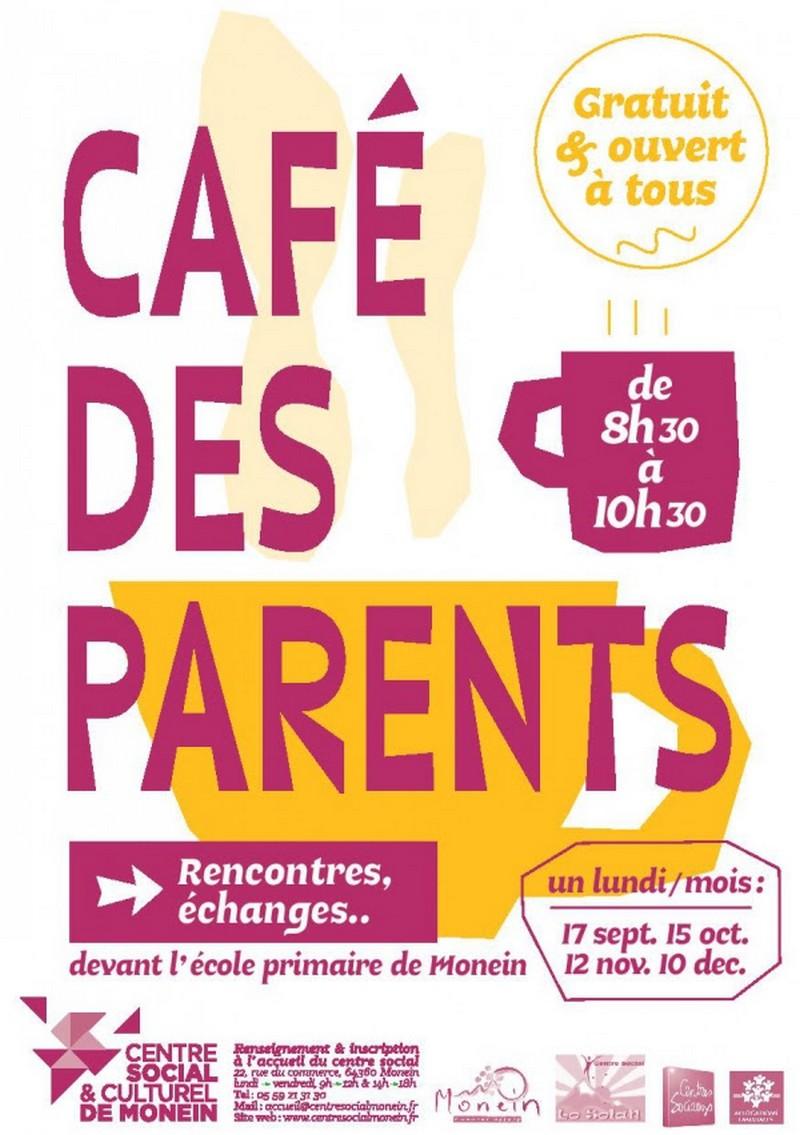 Café des parents - MONEIN