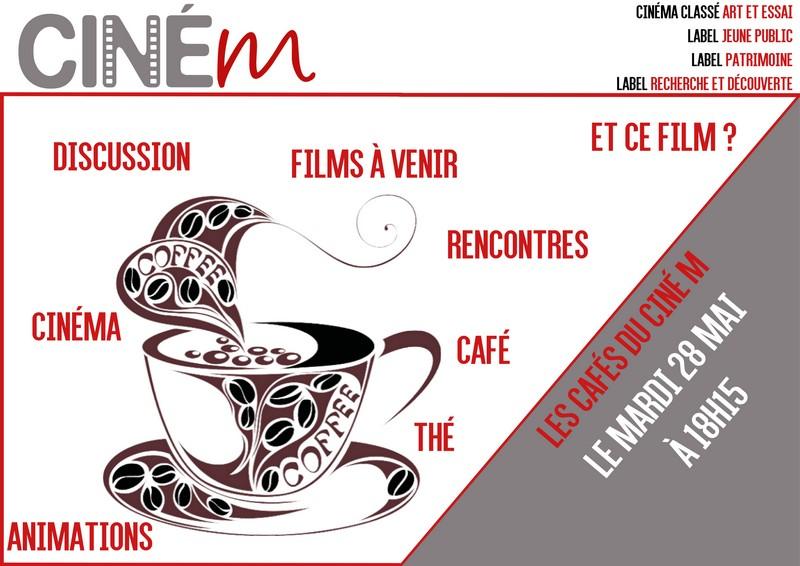 Les cafés du Ciné M - MOURENX