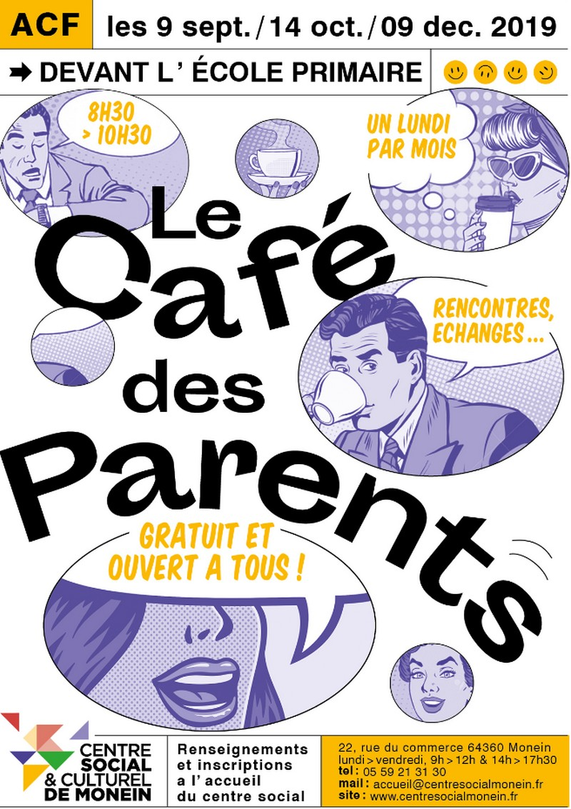 Café des parents - MONEIN