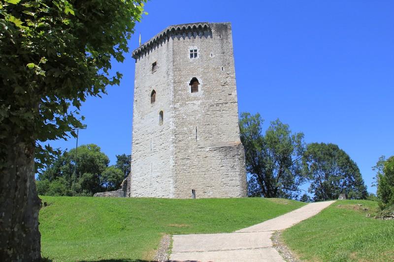 Visite : Château Moncade - ORTHEZ
