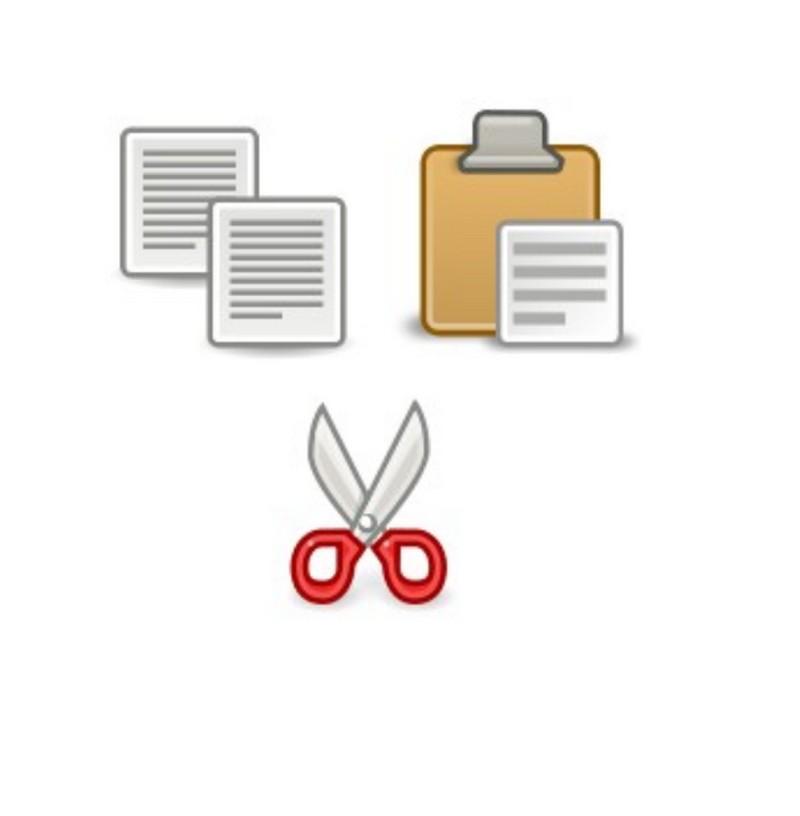 Atelier : Utiliser les fonctions copier, couper, coller - MOURENX