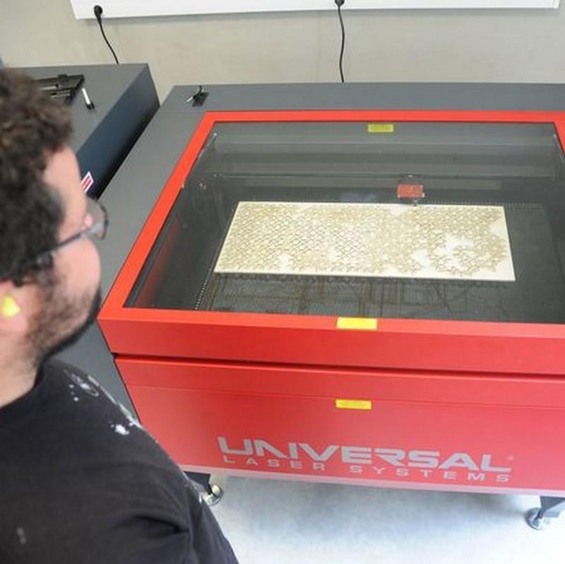 Atelier FabLab : J'apprends à découper et à graver avec un laser - MOURENX