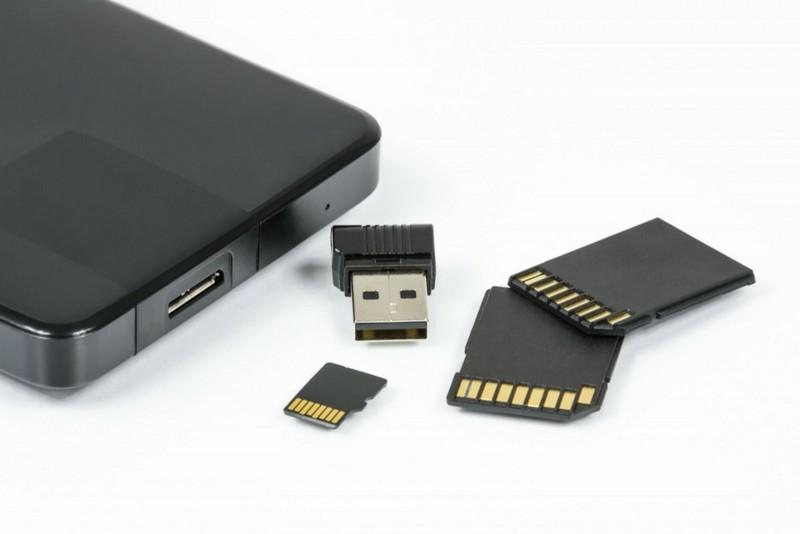 Atelier : Utiliser une clé usb ou un disque dur externe - MOURENX