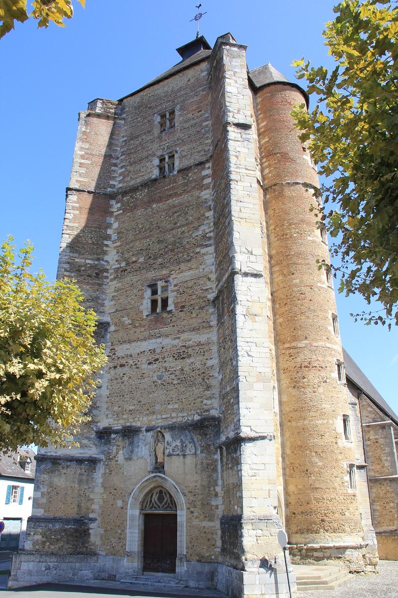Visite décalée de l'église St Girons - MONEIN