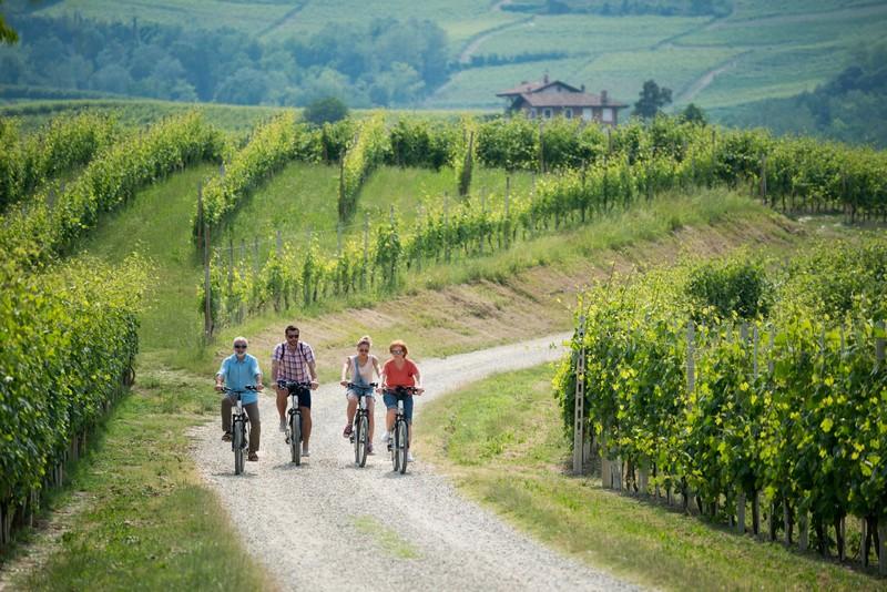 Escapade en vélo électrique dans le Jurançon - LUCQ-DE-BEARN