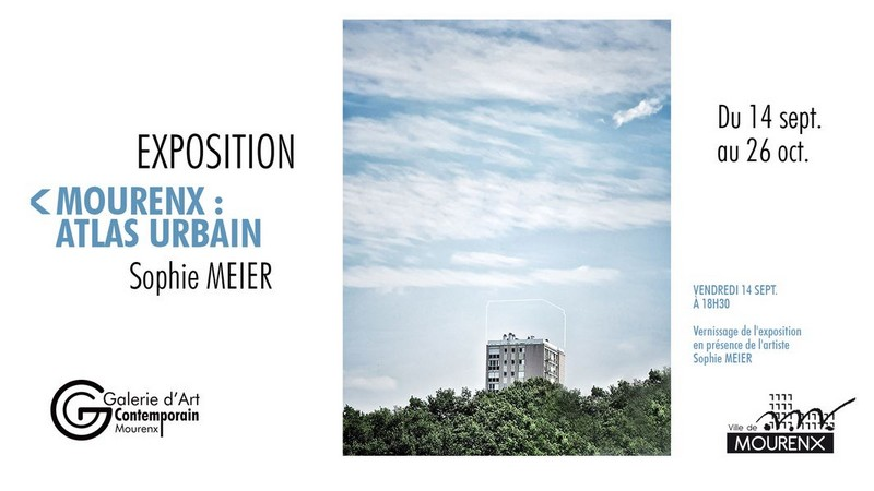 Exposition : Mourenx, Atlas urbain - MOURENX