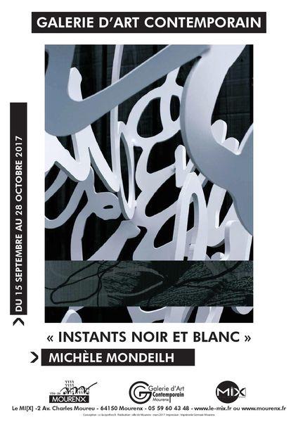 Exposition: Instants noir et blanc - MOURENX
