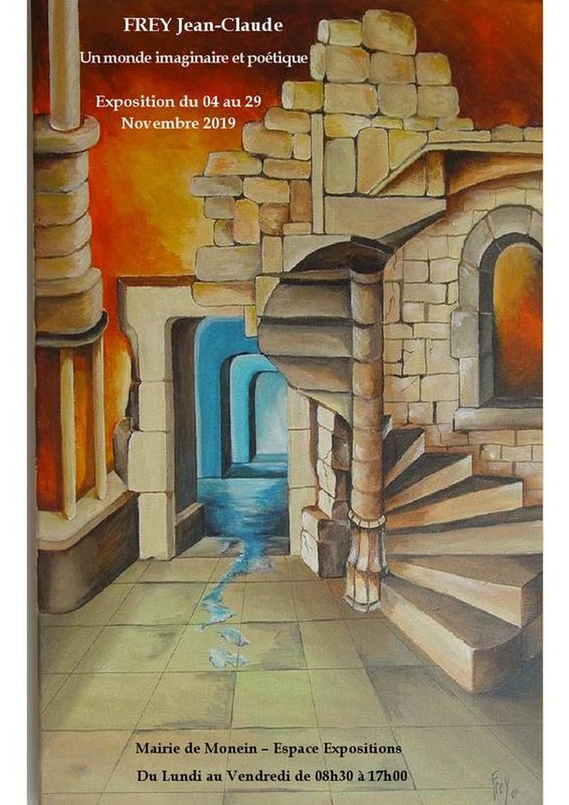 Exposition : Un monde imaginaire et poétique - MONEIN