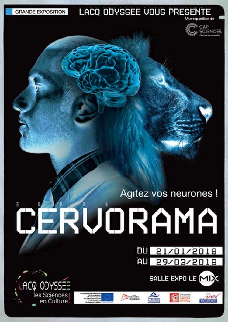 Exposition : Cervorama - MOURENX