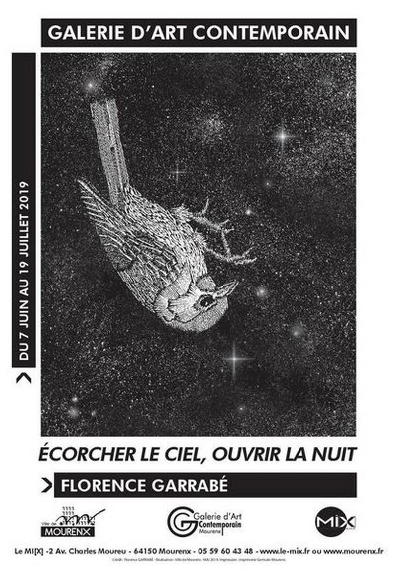 Exposition : Ecorcher la nuit, toucher les étoiles - MOURENX
