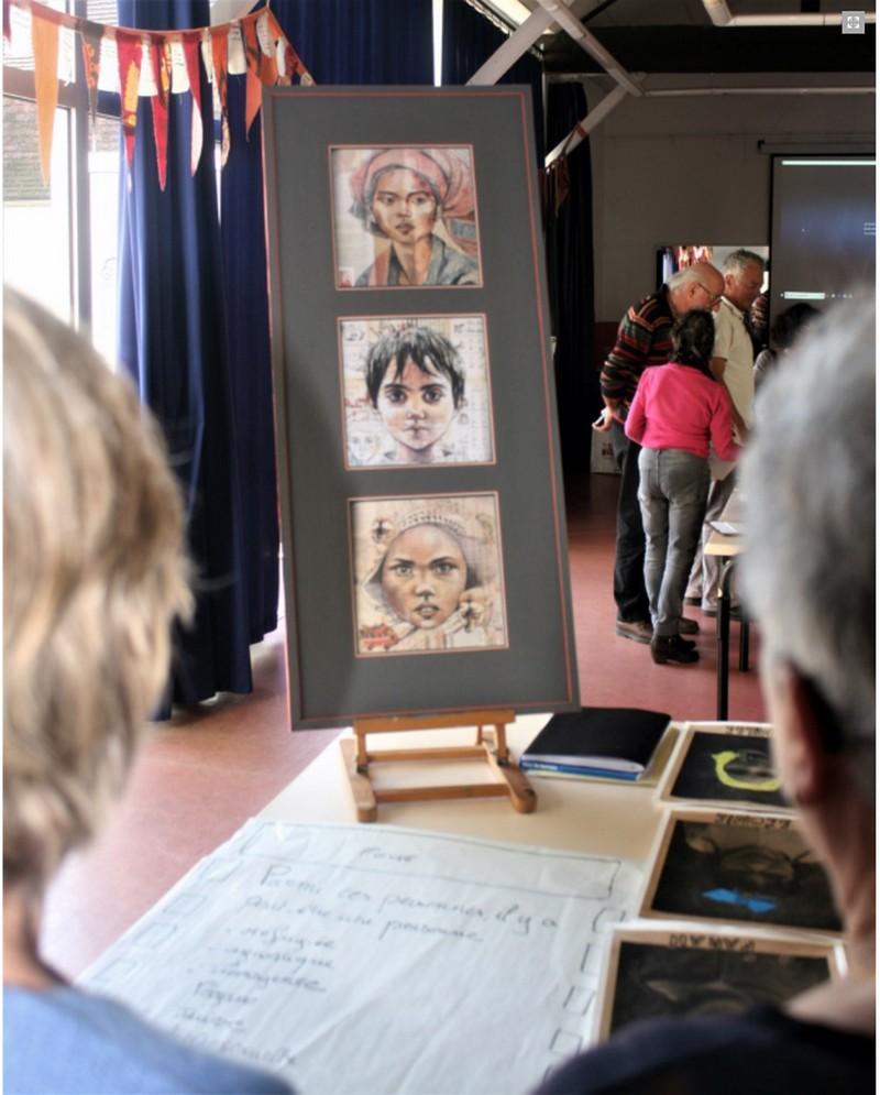 Exposition : Portrait(s) - ORTHEZ