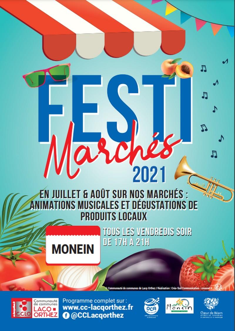 Festimarché - MONEIN