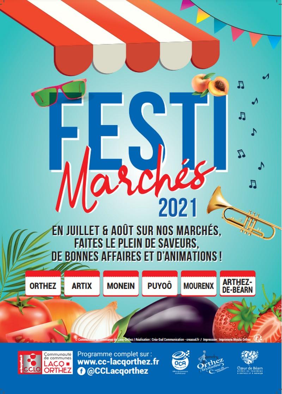 Festimarché - ARTHEZ-DE-BEARN