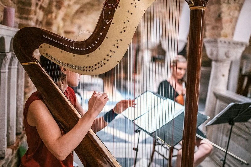 Concert llanera y flamenca duo - MONEIN