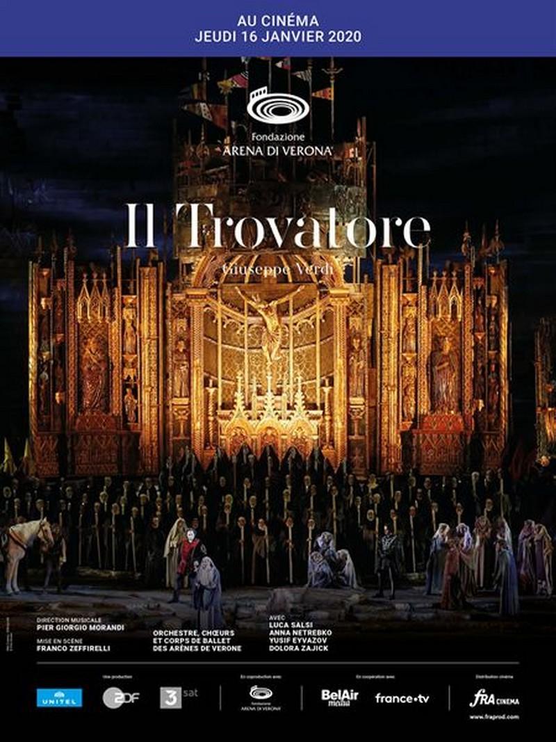 Soirée opéra : Il Trovatore - ORTHEZ