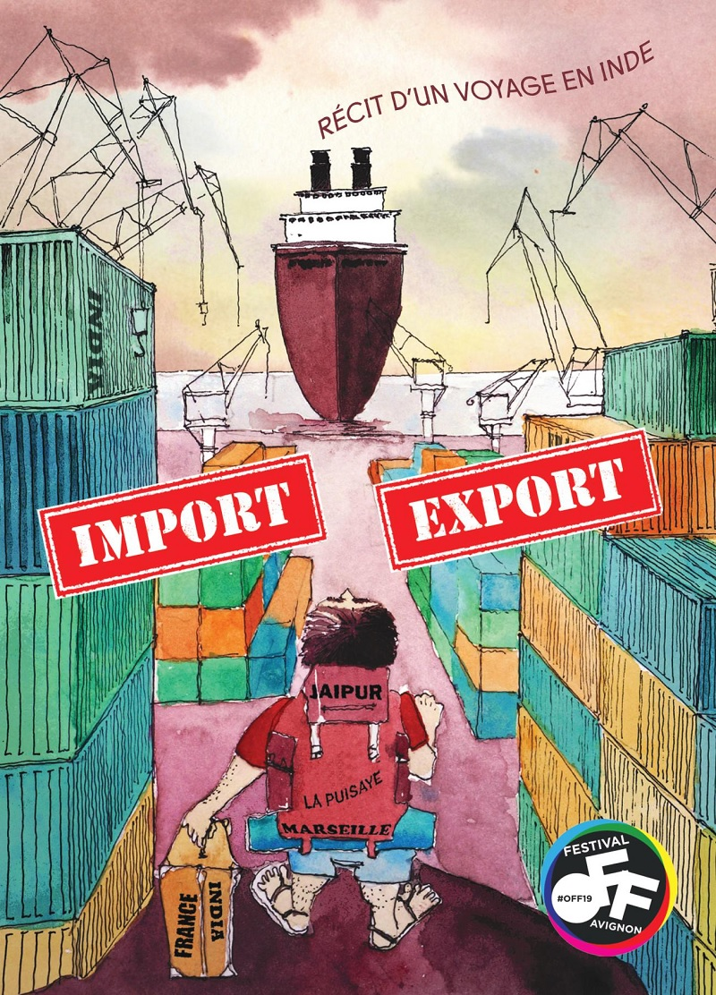 Spectacle : Import/Export - PARBAYSE
