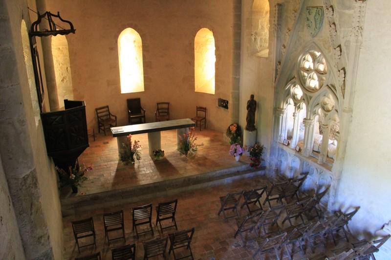 Visite guidée de la Chapelle de Caubin - ARTHEZ-DE-BEARN