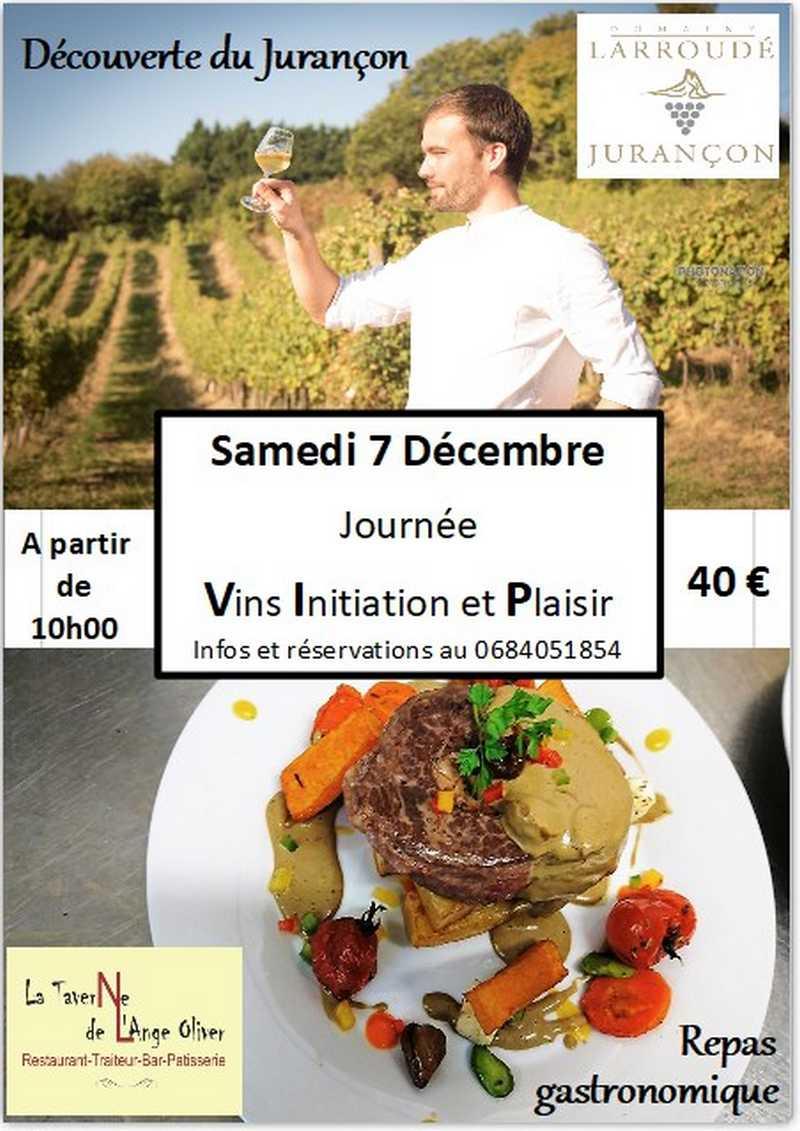 Journée vins, initiation et plaisir - LUCQ-DE-BEARN