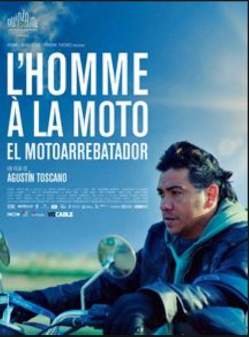 Ciné-latino : El motoarrebatador - MONEIN