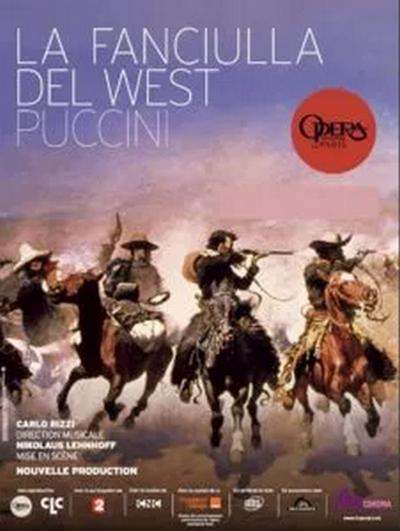 """Ciné-opéra : """"La fanciulla del west"""" - MONEIN"""